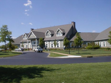 Four Seasons at Smithville Clubhouse