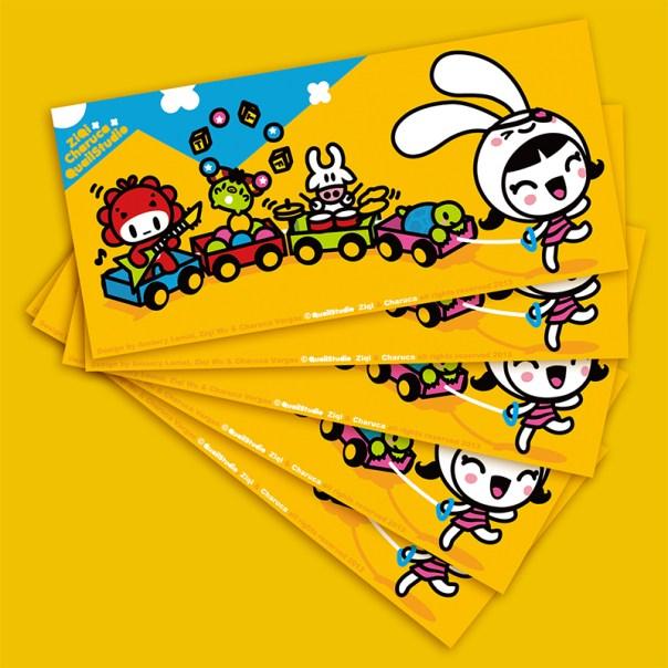 Billets d'entrée du festival du jouet de Taipei