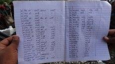 Name list for distribution
