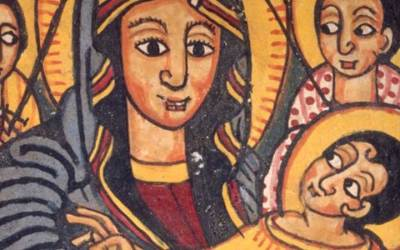 What Color was Baby Jesus' Hair? Representing the Christ Multiculturally