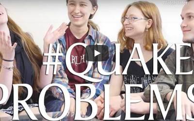 #QuakerProblems: QuakerSpeak video