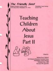 Teaching Children about Jesus Part 2