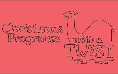 Christmas Programs with a Twist