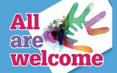 All Are Welcome — Growing our all age community