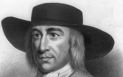 George Fox: The Man Who Wouldn't