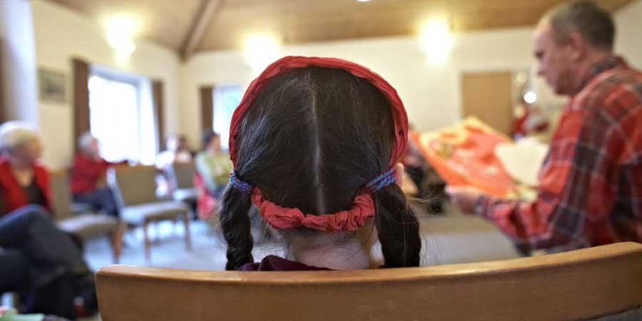 Nurturing Quaker Children in a Small Meeting