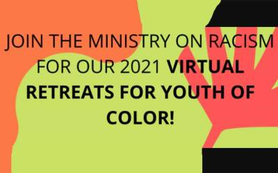 Youth of Color Virtual Retreats