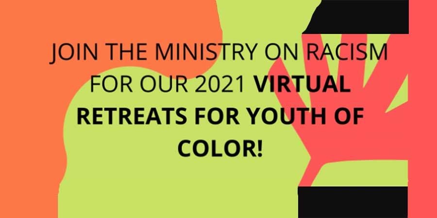 Virtual Retreats for Youth of Color