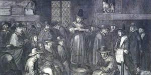 Quaker Preaching