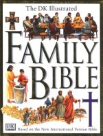 DK Family Bible book cover