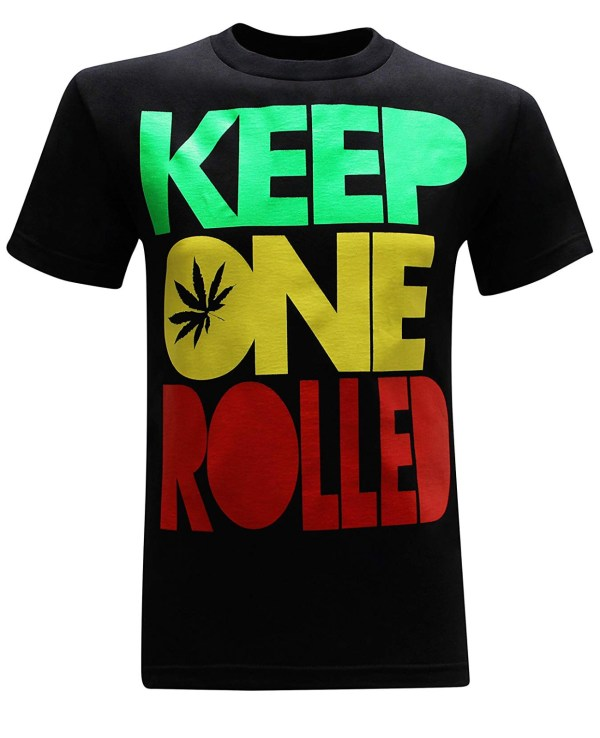Keep One Rolled T-Shirt Qualah