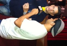 Entrevistando Leiltinho Brega