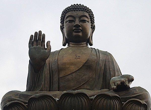 Buddha-Weekly-Abahya-Mudra-Buddhism