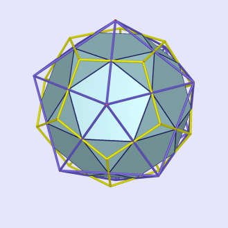Tetrated dodecahedron as Intersection of Dodecahedron with Icosahedron_html
