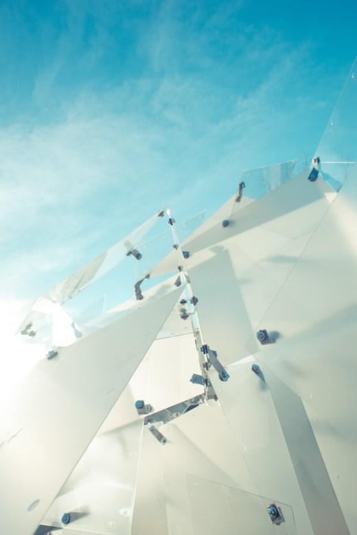 Glass Pavilion by Nick Xu