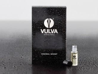 Sent of vagina