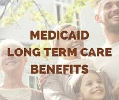 You can qualify for medicaid benefits by spending down assets to pay for long term care