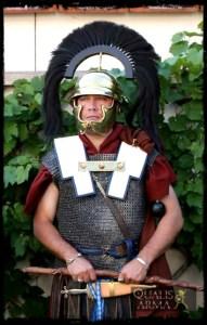 Centurion romain guerre des gaules