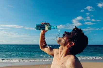 Buvez de l'eau minéralisée ou pas?