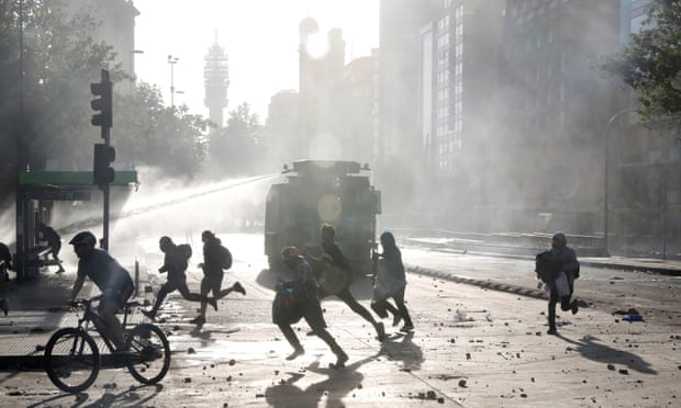 How Pinochet's economic model led to the current crisis engulfing Chile
