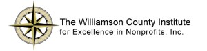 The Williamson County Institute for Excellence in Nonprofits Logo