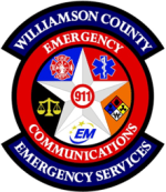 Williamson County Emergency Services Logo