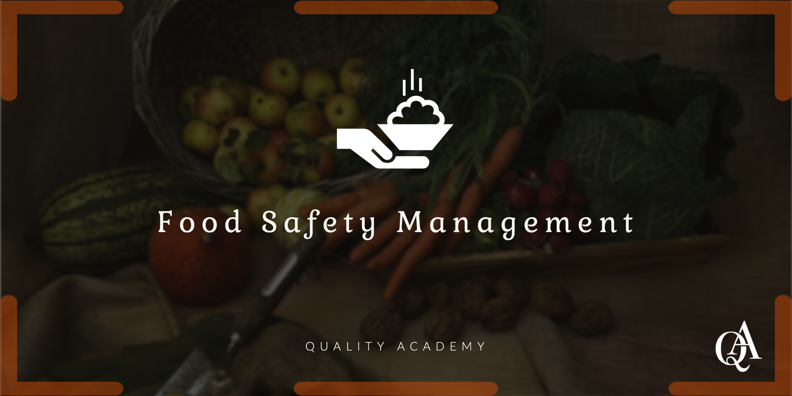 Food Safety Management courses
