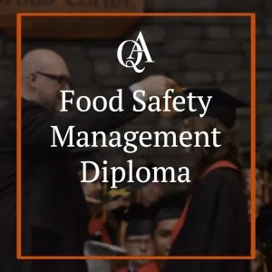 Food Safety Management Diploma