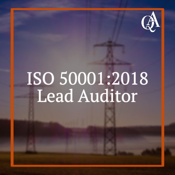 ISO 50001 Lead Auditor