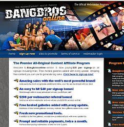 BangBros Online Adult Affiliate Program