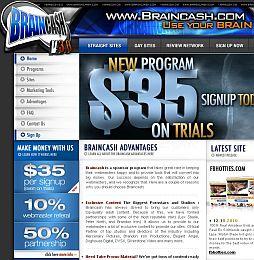 BrainCash Adult Affiliate Program