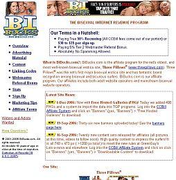 BiBucks Adult Affiliate Program