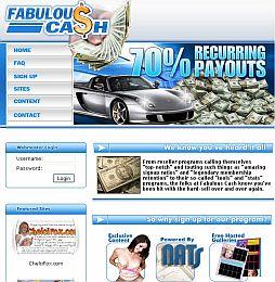 FabulousCash Adult Affiliate Program