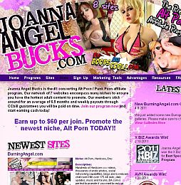 Joanna Angel Bucks Adult Affiliate Program