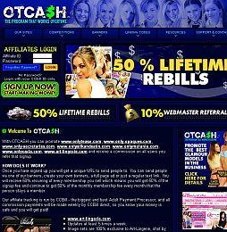 OTCash Adult Affiliate Program