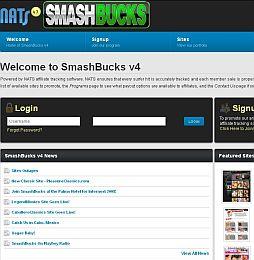 SmashBucks Adult Affiliate Program