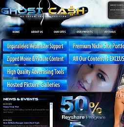 GhostCash Adult Affiliate Program