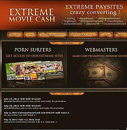 ExtremeMovieCash Adult Affiliate Program