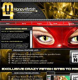 Money4Fetish Adult Affiliate Program
