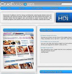 CruelBucks Adult Affiliate Program