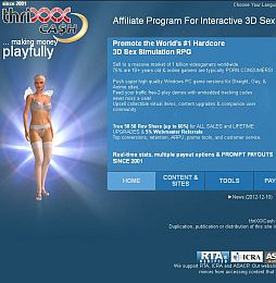 ThriXXXCash Adult Affiliate Program