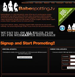 BabeSpotting Adult Affiliate Program