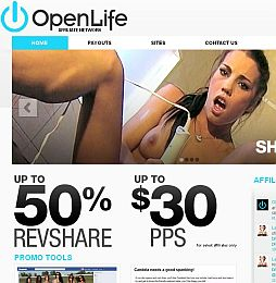 OpenLife Adult Affiliate Program