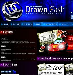Drawn Cash Adult Affiliate Program
