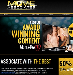 Movie Associates Adult Affiliate Program