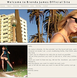 BrendaJamesXXX Adult Affiliate Program