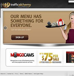 TrafficAlchemy Adult Affiliate Program