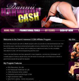 Dannii Harwood Adult Affiliate Program