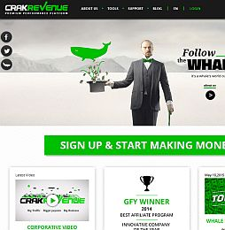 CrakRevenue Adult Affiliate Program