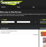 Rad Riches Adult Affiliate Program